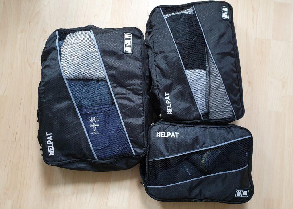 Packliste - Packtaschen