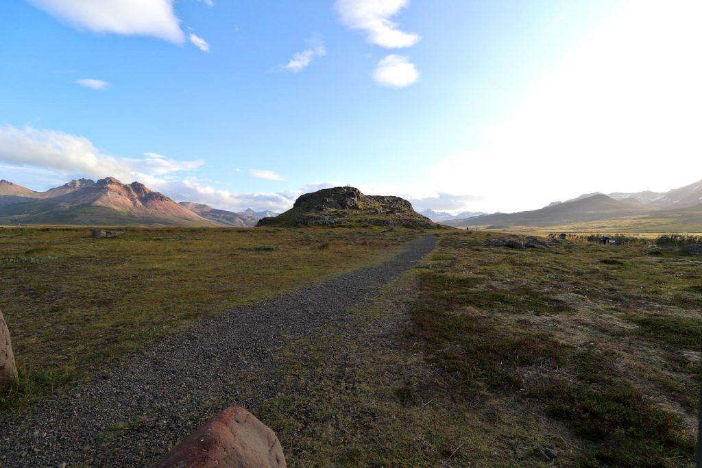 Island - Der Osten - Álfaborg