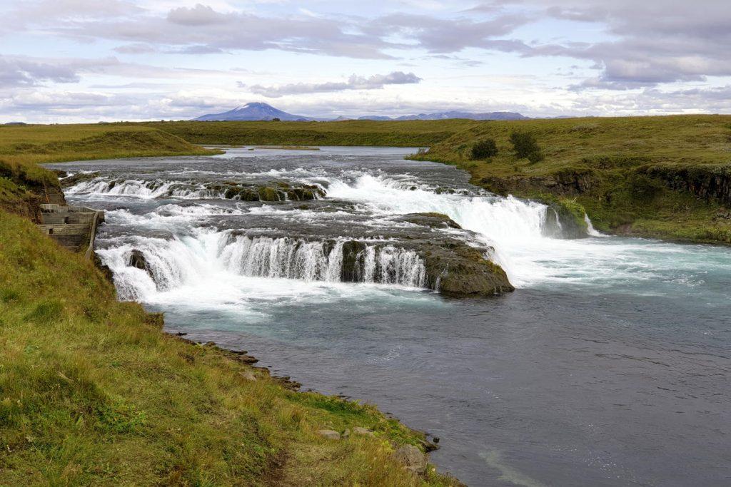 Island - Der Süden - Ægissíðufoss