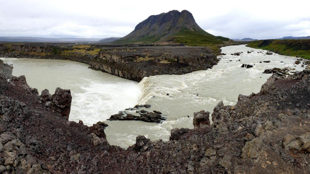 Island - Der Süden - Þjófafoss