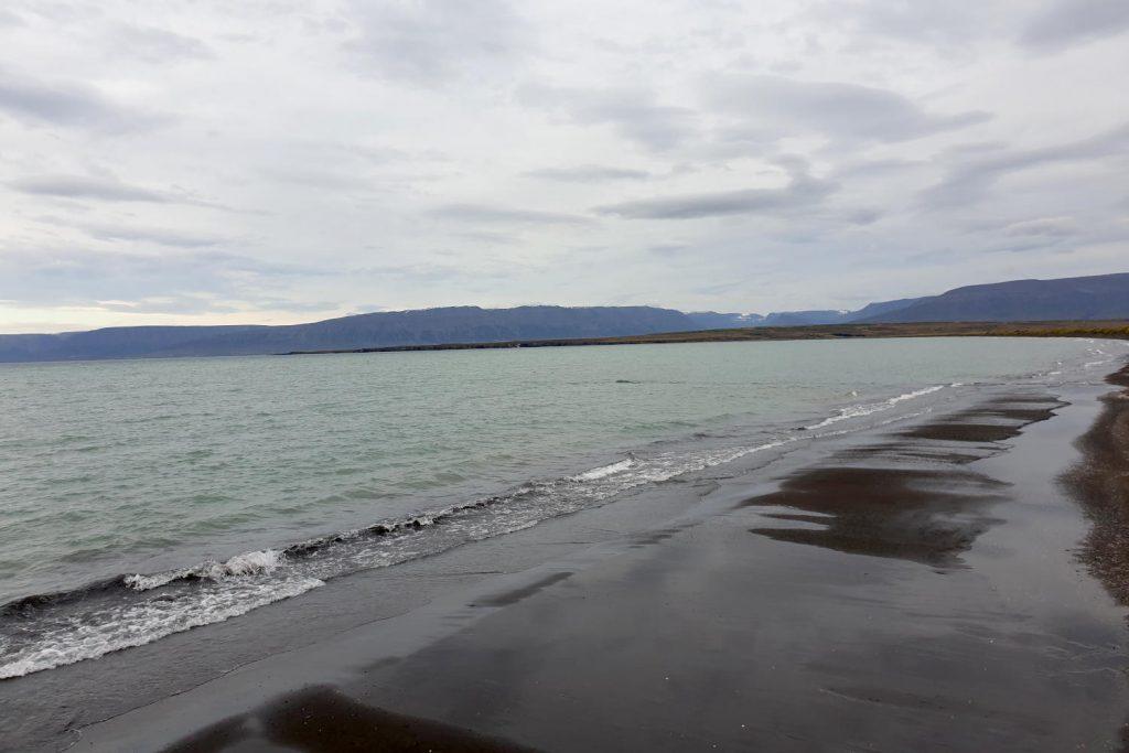 Island - Der Norden - Black Beach