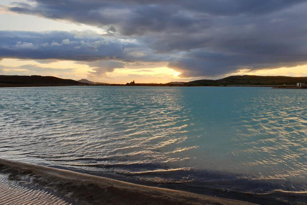 Island - Der Norden - Blue Lake