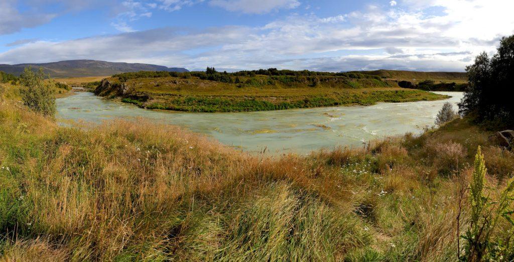 Island - Der Norden - Brautarhvammur