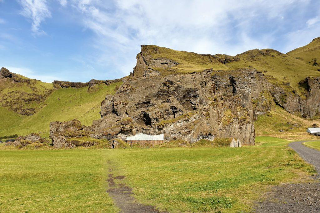 Island - Der Süden - Drangurinn