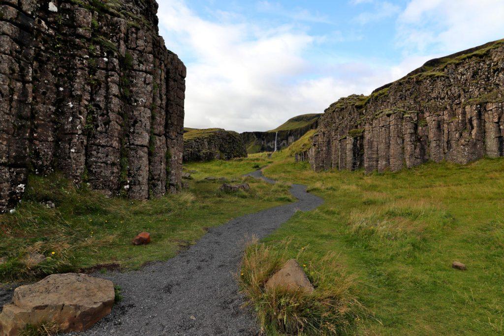 Island - Der Süden - Dverghamrar