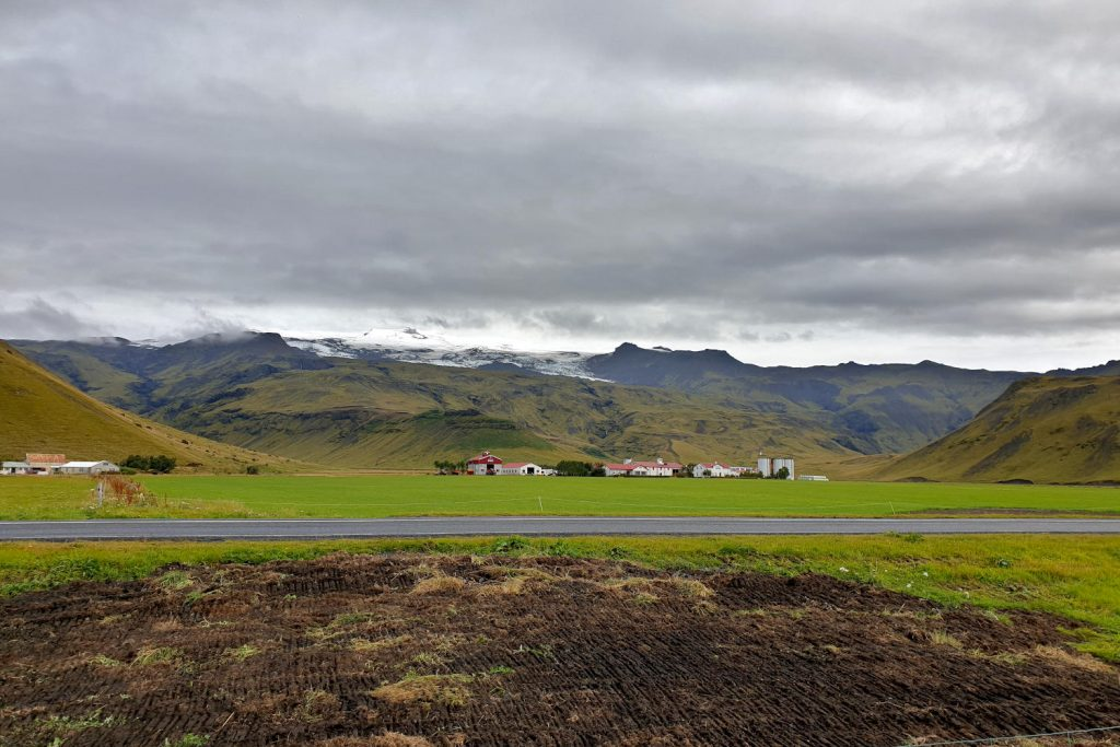Island - Der Süden - Eyjafjallajökull