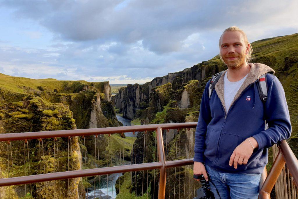 Island - Der Süden - Fjaðrárgljúfur