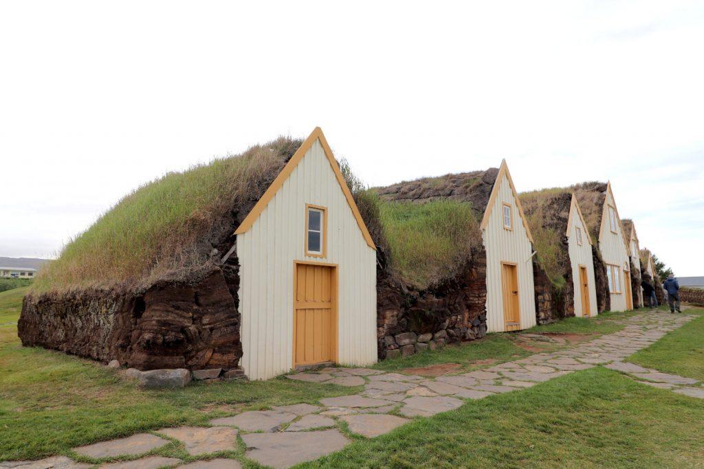 Island - Der Norden - Glaumbær