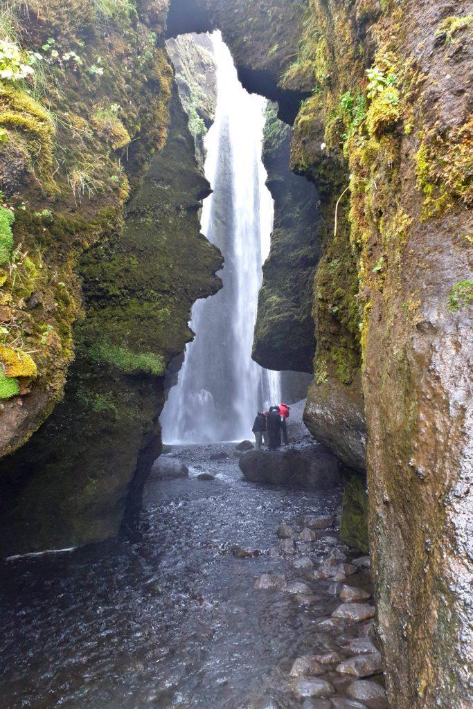 Island - Der Süden - Gljúfrabúi