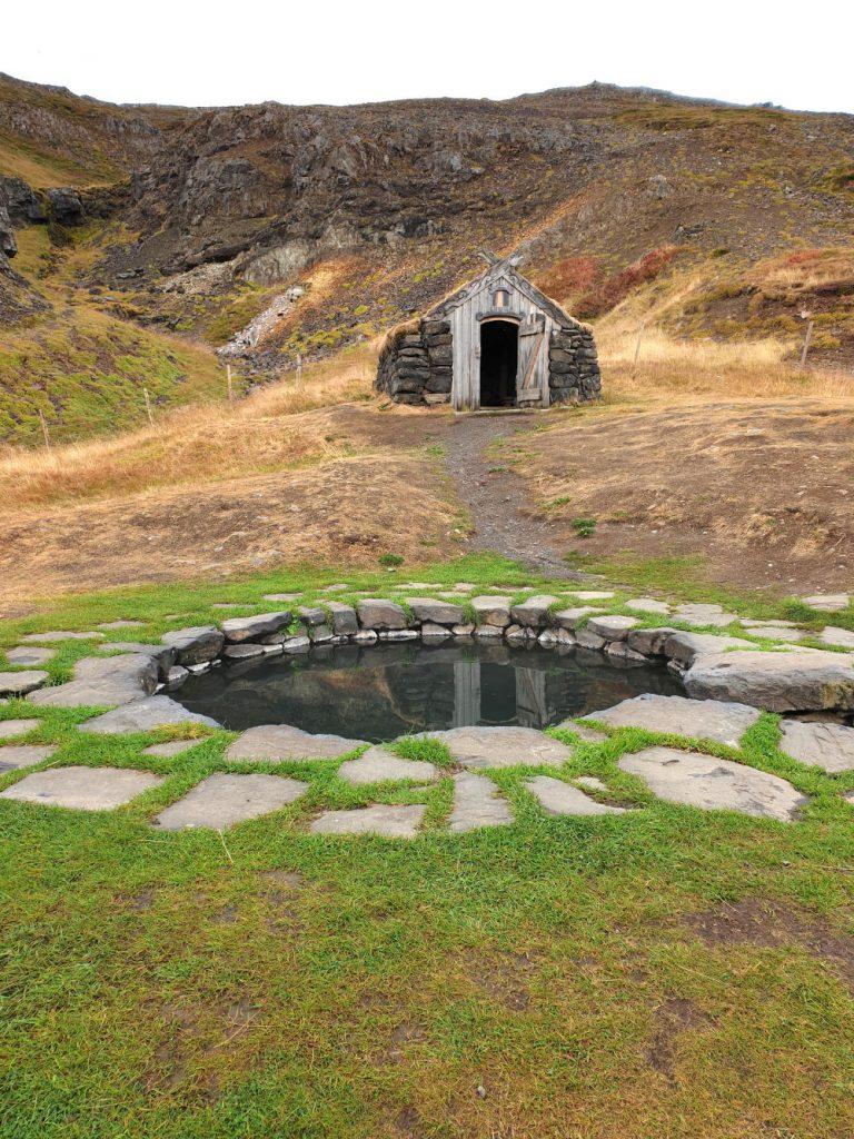 Island - Der Westen - Guðrúnarlaug