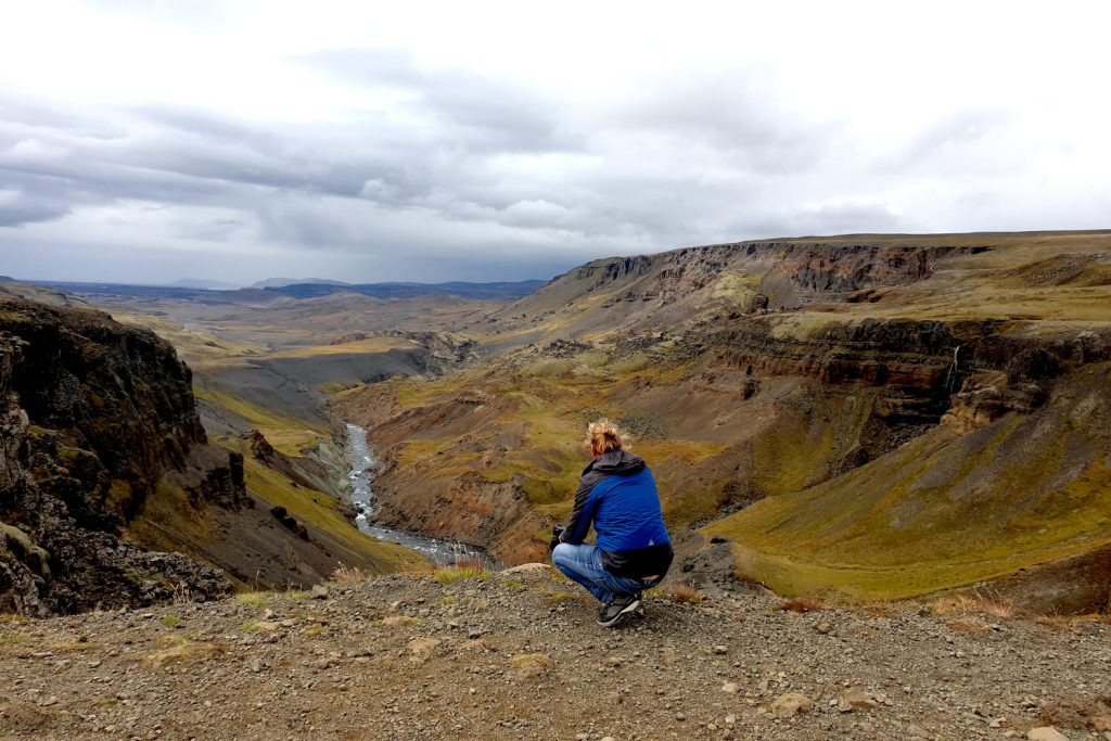 Island - Der Süden - Háifoss