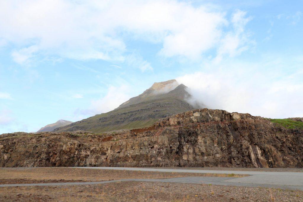 Island - Der Osten - Hólmanes
