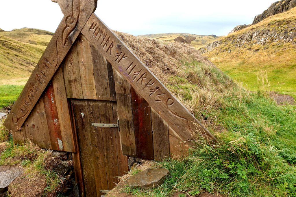 Island - Der Süden - Hrunalaug