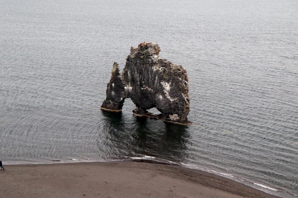 Island - Der Norden - Hvítserkur