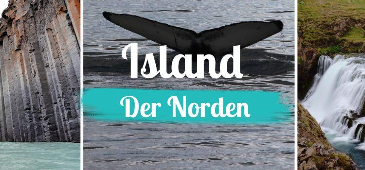 Island - Titelbild - Der Norden - mit Text