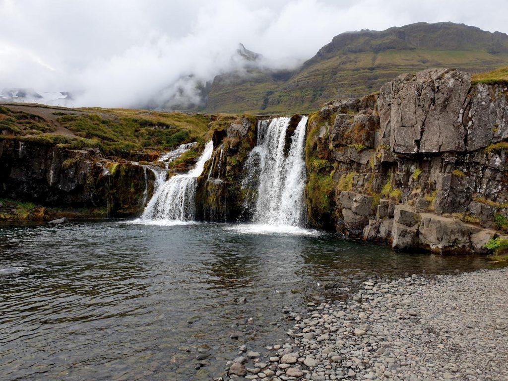 Island - Der Westen - Kirkjufellfoss