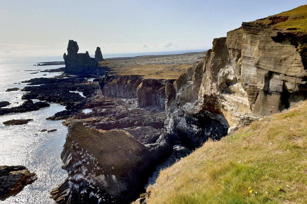 Island - Der Westen - Lóndrangar