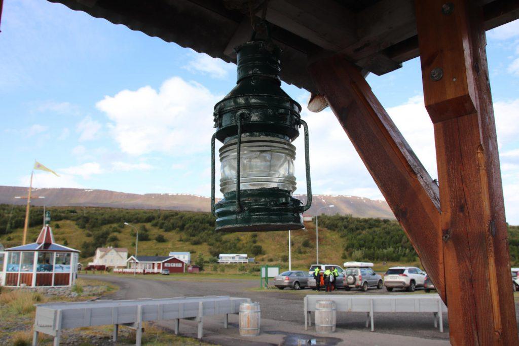 Island - Der Norden - Laufas