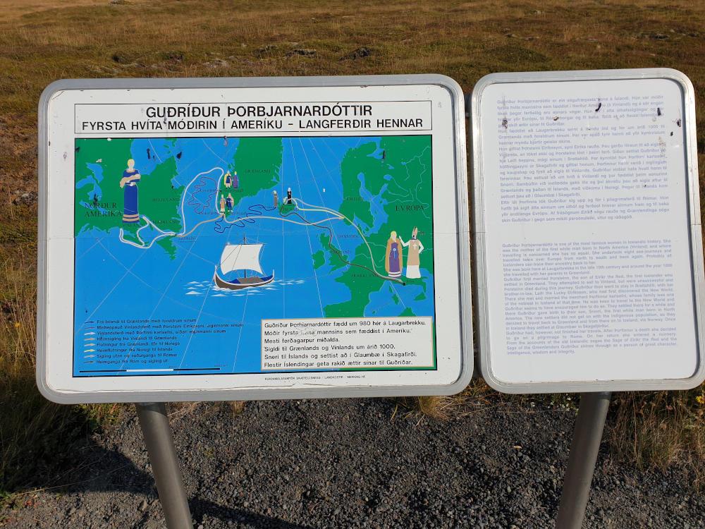 Island - Der Westen - Laugarbrekka