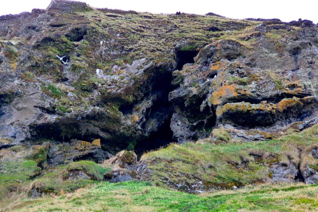 Island - Der Süden - Loftsalahellir