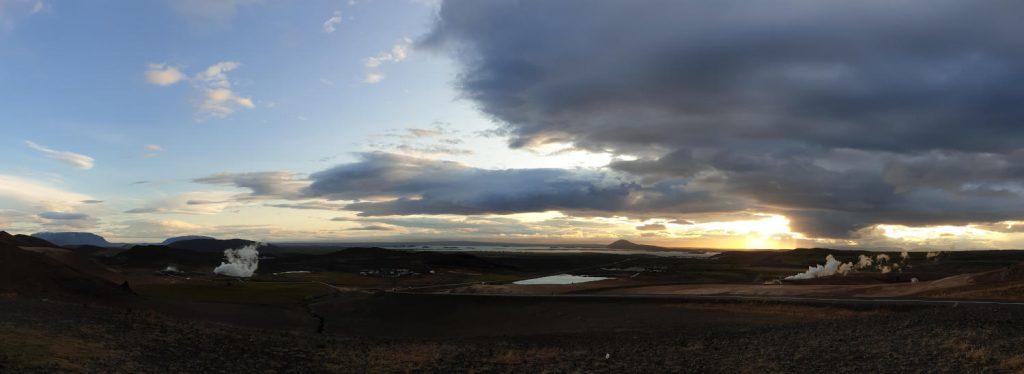 Island - Der Norden - Myvatn
