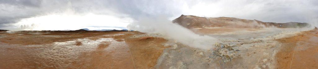 Island - Der Norden - Námafjall