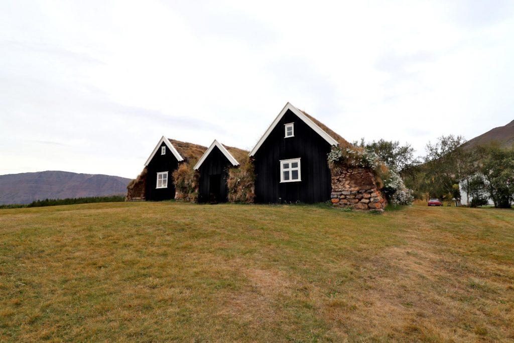 Island - Der Norden - Nyji Bær