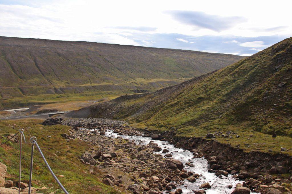 Island - Der Osten - Rjúkandifoss