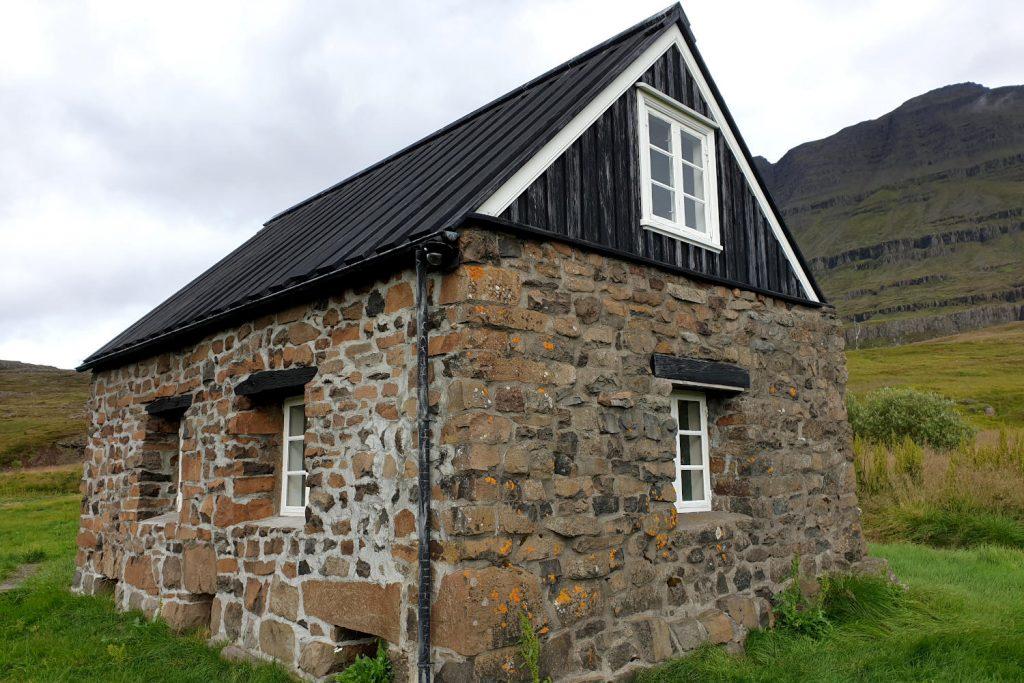 Island - Der Osten - Sómastaðir