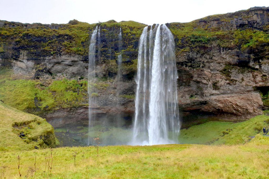 Island - Der Süden - Seljalandsfoss