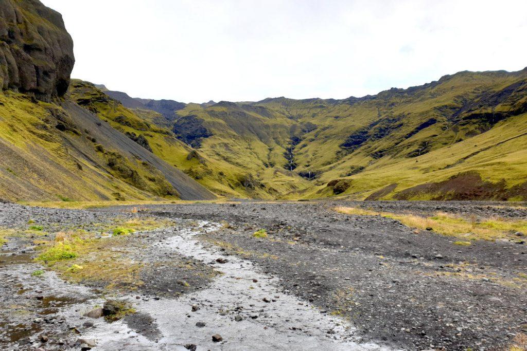 Island - Der Süden - Seljavallalaug