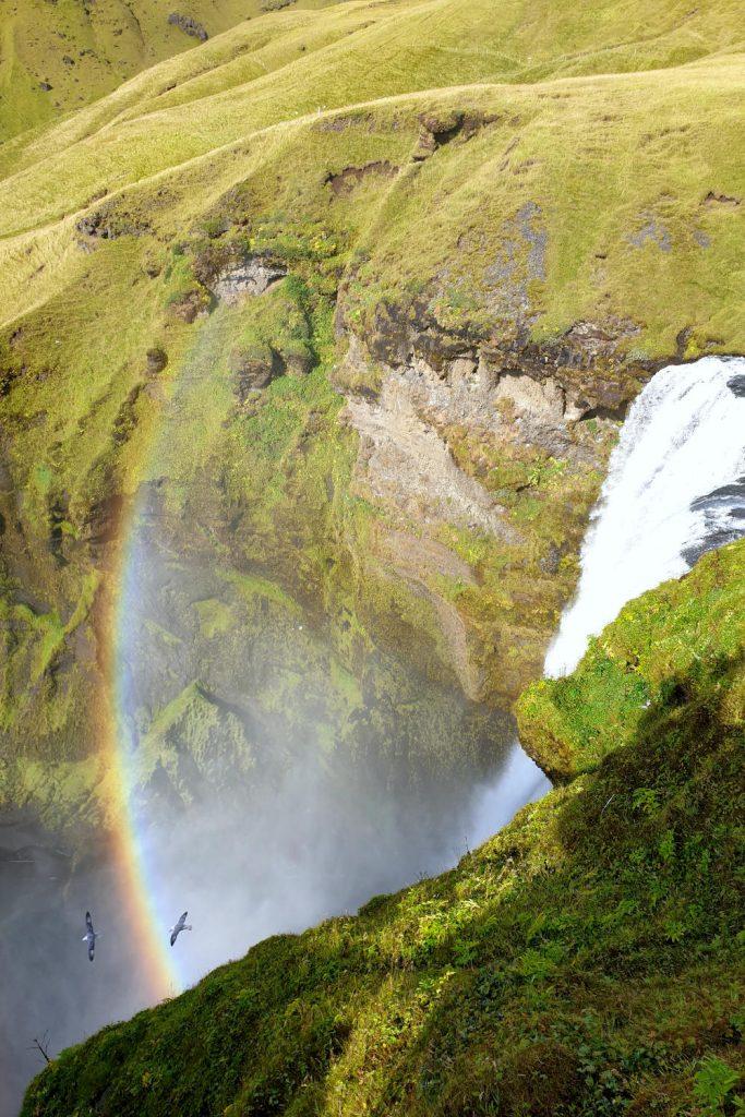Island - Der Süden - Skógafoss