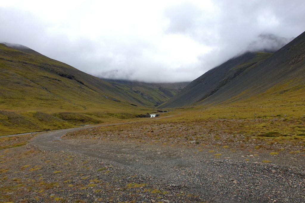 Island - Der Osten - Skútafoss