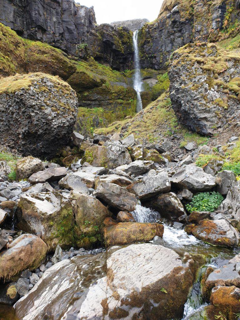 Island - Der Westen - Stevéfoss