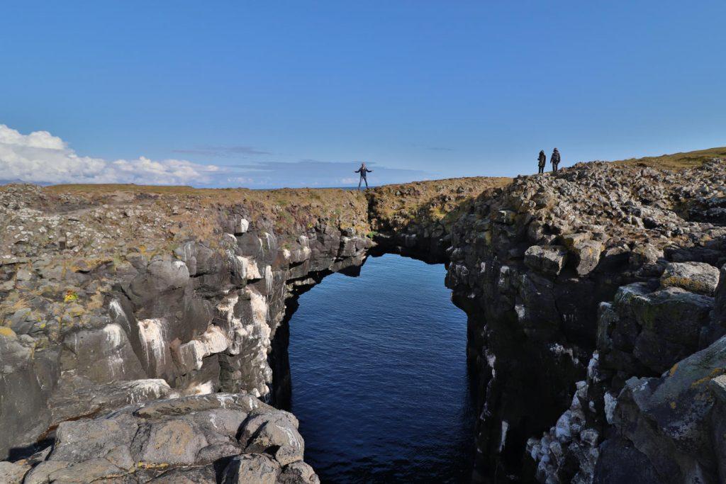 Island - Der Westen - Stone Bridge