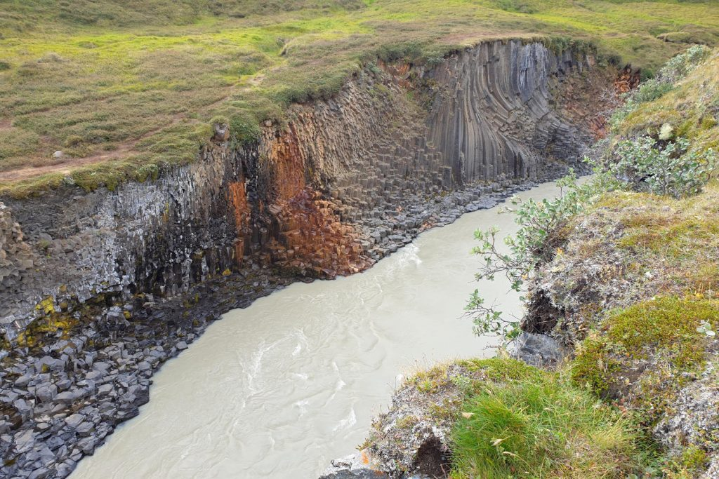 Island - Der Osten - Stuðlagil