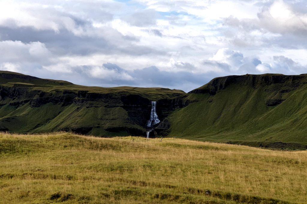 Island - Der Süden - Systrastapi Rock