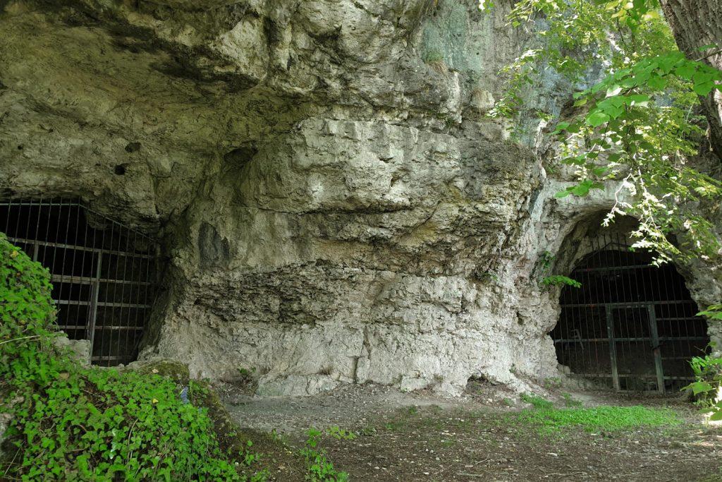 Deutschland - Bayern - Maueren Höhlen