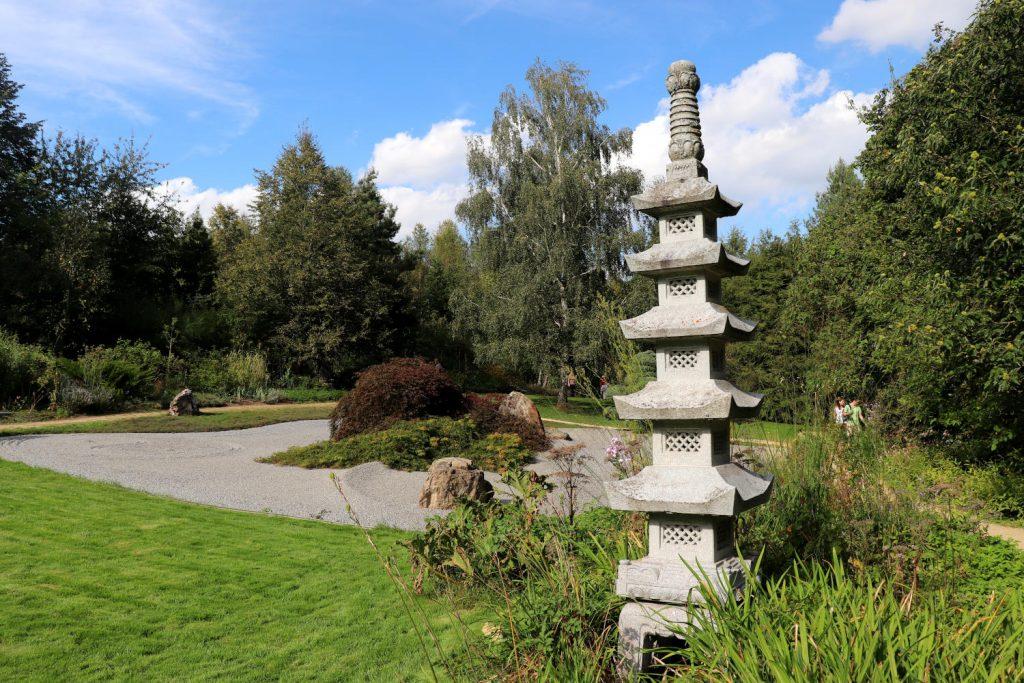 Deutschland - Wiesent - Nepal Himalaya Park - Japanischer Garten