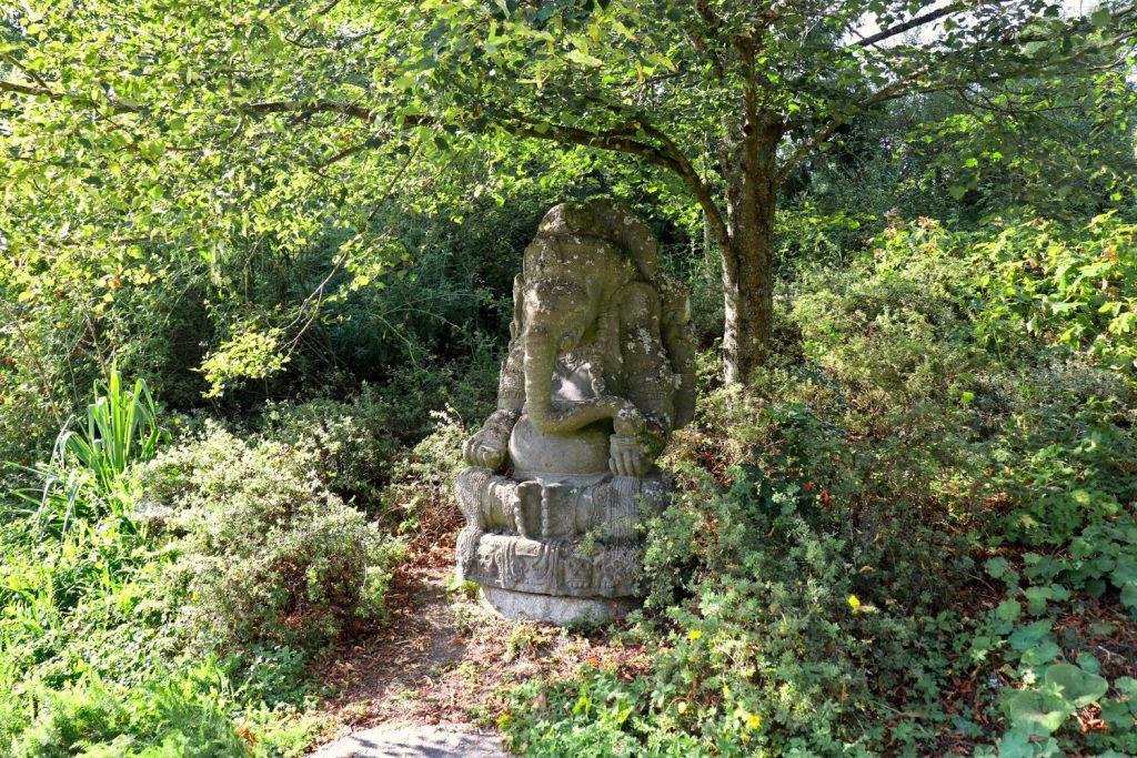 Deutschland - Wiesent - Nepal Himalaya Park - Japanischer Garten Ganesha