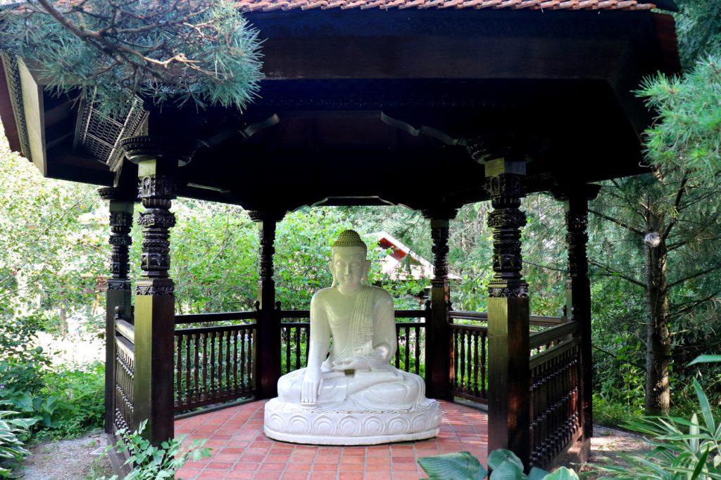 Deutschland - Wiesent - Nepal Himalaya Park - Shangri La Buddha