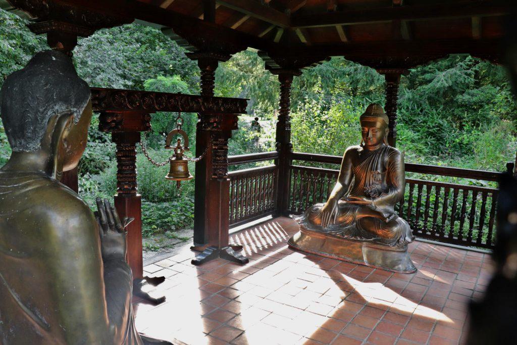 Deutschland - Wiesent - Nepal Himalaya Park - Shangri La Buddhas 2