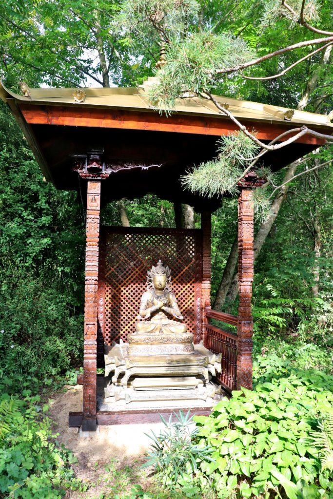 Deutschland - Wiesent - Nepal Himalaya Park - Shangri La Rundweg